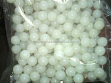 clear silicone rubber balls