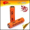 1600mAh IMREN ncr 18650 battery 1600mAh 3.7V 25A Li-Mn high drain rechargeable battery with flat top