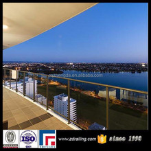 316 stainless steel baluster design, prices of stainless steel balcony railing, stainless steel glass fence
