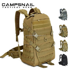 2015 outdoor casual climbing backpack, army Tactical assault backpack ,travel ride system waterproof backpack