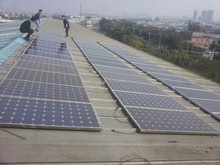 industrial 5kw 10kw 15kw solar panel system price /1kw 2kw 3kw solar one solar panel price per watt