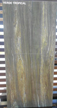 Supply New Arrival Verde Tropical Marble Slab with Good Quality