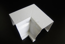 High-quality Plastic PVC K-style 90 degree Inside corner of rainwater collection