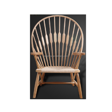 Solid Wood Peacock Chair , Hans Wegner Peacock Chair ,Antique Hot Sale Peacock Chair