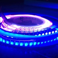 ws2811 ws2812b smd waterproof rgb led strip ip68