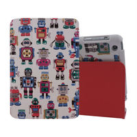 Best selling products customed printing leather tablet case for ipad case