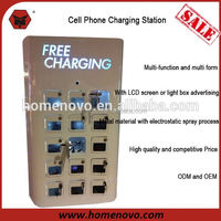 portable multi mobile phones charging station