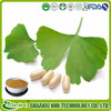 100% natural ginkgo leaf extract / ginkgo biloba extract / ginkgo extract powder , GMP standard China supplier