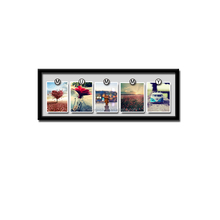 long or cube plate display holder picture frame clips hanging photo frame