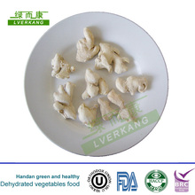China natural dehydrated sliced china ginger from Yongnian, Hebei,China