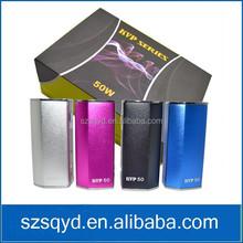 Wholesale KVP 50W Battery Full Kits 5W-50W With OLED Screen Mechanical mod VS istick 50W 30W ZNA 30 IPV2 50W smart 30