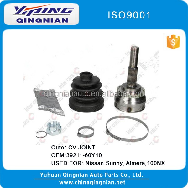 Cv Joint C V Joint C V Joint Used For Nissan Sunny