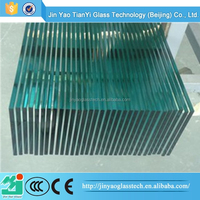 wholesale cheap 10 mm tempered glass price