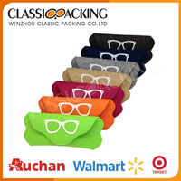 Custom canvas soft cases for sun glass case