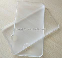 Super quality made in china factory OEM LOGO matt pc hard phone case for google nexus 6