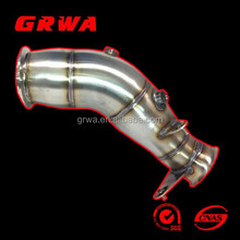 Stainless Steel Exhaust Downpipe for BMW 2013 335I 435I M235I M135I F30 F32 F22