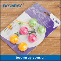 Multi-purpose Cable Clips Bright Colors names of different metal hair clips