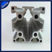 6060E-8 aluminum hollow profile