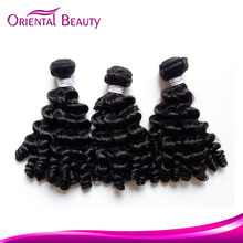 Reliable supplier fish wire hair extension godness funmi hair weave adequate stock real natural virgin hair weaving extension