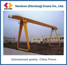 China supplier 5 ton 10ton mobile gantry crane for hot sale