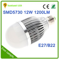 New product promotion CE ROHS SMD5730 AC85~265 12W chinese innovative products new