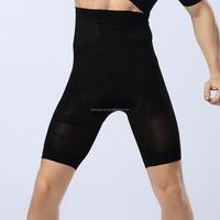 NY050 men high waist slimming pants slimming body shaper short pants Slimming underwear