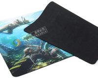 Extra size gaming playmat rubber table mat oversize mouse pads/ mousepad custom