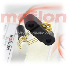 Separated slip ring series from Moflon slip ring rotary joint electrical connector slip ring rotating connector