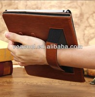 """Retro Old Canvas Leather Flip Cover Case Skin For Apple Ipad MINI 7""""tablet case"""