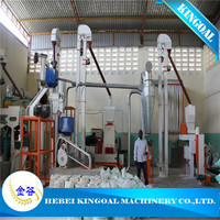 New improved Corn flour mill/corn processing machine