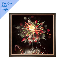Magical light Framed Photographic Print art