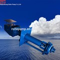 électrique centrifuge immergée pompe submersible pour eaux