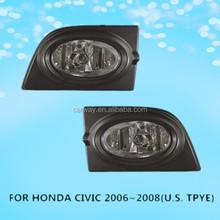 Automobile fog light used car HONDA Civic 4-door 2006~2008 (U.S. TYPE)