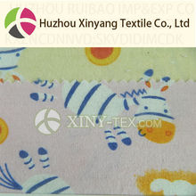 2014 New 100% Cotton Flannel Printed Fabric Plain Fabric Manufacturer
