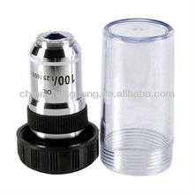 45mm Achromatic Microscope Objective , microscope objective lens
