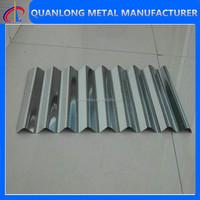 corrugated steel roof