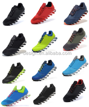 Free Shipping 2015 fashion men running shoes High quality running shoes spring blade Series with breathable size:40-45