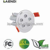15w 100-240v rotatable led downlight import china