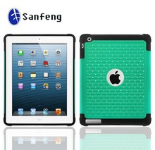 2015 china supply new silicone case cover for ipad air