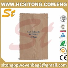 pp woven bags for rice packaging