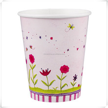 Elegant 7oz hot drink paper cup, Hot Drink paper cup with handle