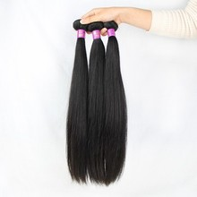 16'18'20' 3 pieces Wholesale cheap human hair weft best selling 100% brazillian straight hair