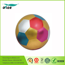 Inflatable football toy balls