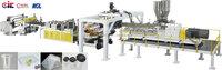 APET / PETG / CPET / PLA sheet extruder machine