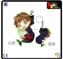 Japan Anime Free! Swim Club cute Acrylic Key Chain key ring pendant