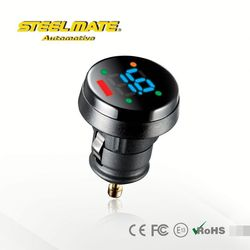 Steelmate TP-75 P cheap tpms,tire pressure monitoring motorcycle,energy monitoring system