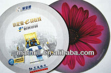 Promotion Round Mouse Pad Rubber Item