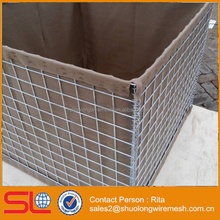 Hesco Type Barrier Bastion Fence
