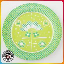 "Hangzhou New Design 7"" Paper Plate"