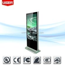 wholesale for banks acrylic digital signage VGA, AV, S-video, HDMI Management Software